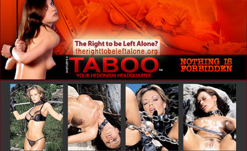 Larry Flynt's Hustler Taboo and what he was really doing the night of the Full Frame Documentary Film Festival opening of his film